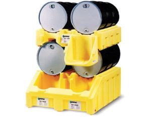 Drum dispensing and storage