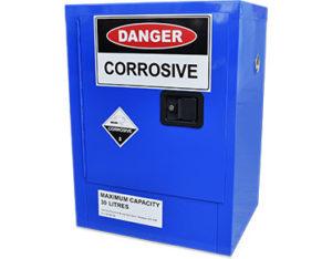 Corrosives substances cabinet - 30L