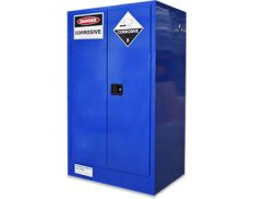 Corrosive safety storage cabinet - 350L