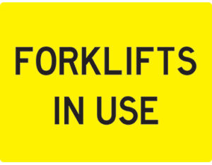 Forklift swing stand Australian Made - Global Spill Control