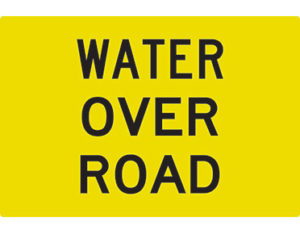 Water over road swing stand Australian Made - Global Spill Control