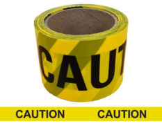 Barrier tape - caution tape