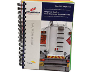 Dangerous goods - the Emergency Response Guide