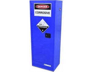 Corrosive safety storage cabinet 170L - Global Spill Control