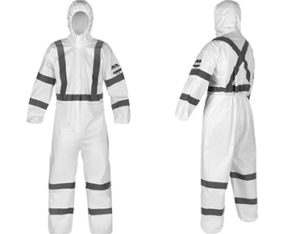 Night safety coveralls - Lakeland MicroMax NS