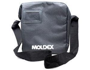 Reusable respirator carry bag