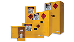 Flammable safety cabinets category