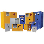 Safety cabinets category