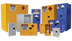 Safety cabinets - group