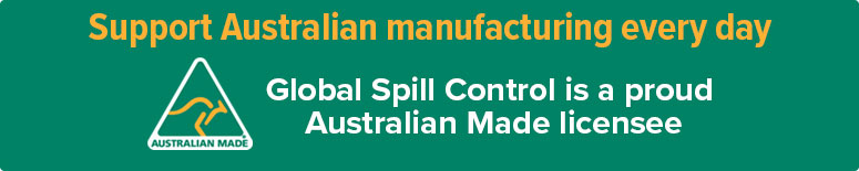 Global Spill Australian Made