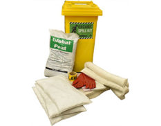 Spill kit oil and fuel organic cotton - 220L