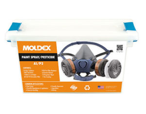 Paint spray / pesticide respirator kit MDX-70111A