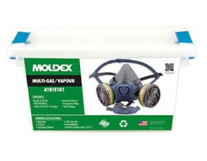 Multi-gas/vapour respirator kits - MDX-70601A