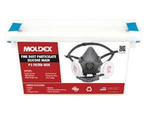 Reusable respirator kits