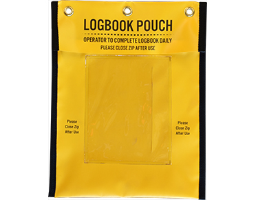 Logbook pouch