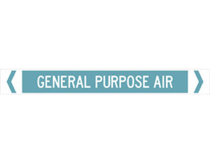 general purpose air pipe marker