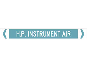 H.P. instrument air