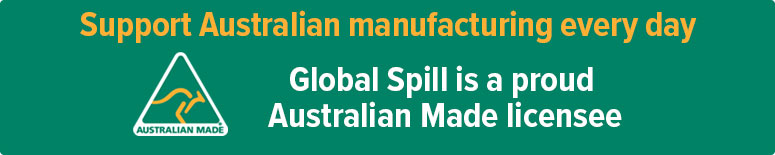 Global Spill Australian manufacturer