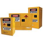 Safety cabinets - organic peroxides