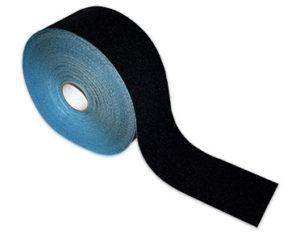 Temporary pavement tape - black