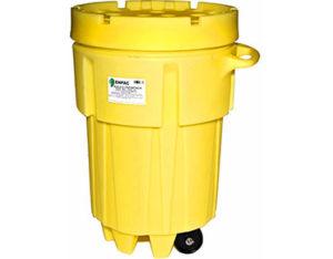 wheeled overpack salvage drum