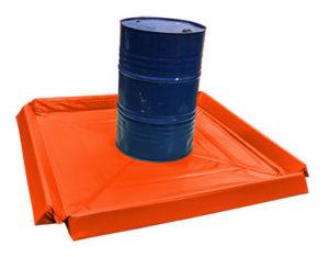 easy store spill mats