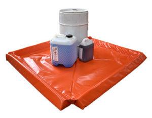 Spill mats 1m x 1m