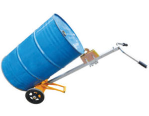 Hand trolley for 205L drums