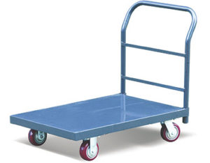 Trolleys and handling equipment