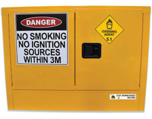 100L oxidising safety cabinet