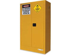 250L oxidising agent cabinet