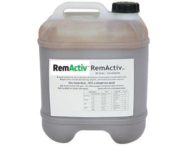 RemActiv remediation liquid