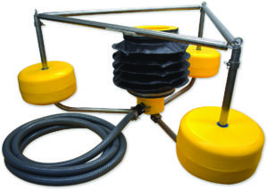 Weir skimmer - poly - up to 5,000L